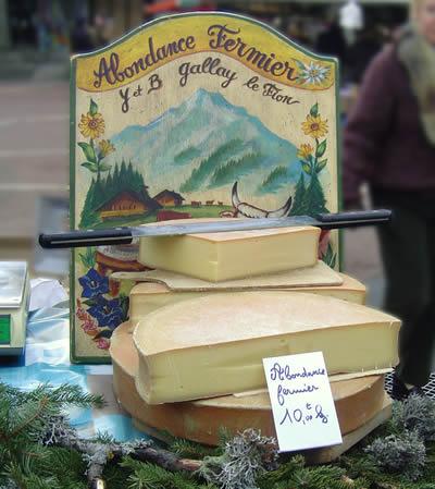 Fromage Abondance &copy, La Cucina
