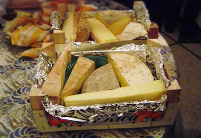 Kaas uit Haute Savoie &copy, La Cucina