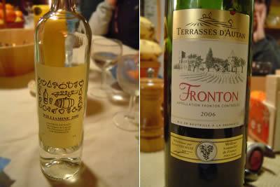 Fronton & Williamine &copy La Cucina