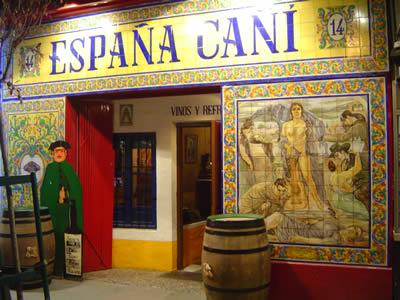 Bars in Madrid ©, La Cucina