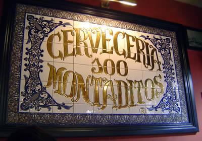 Cerveceria 100 Montaditos ©, La Cucina