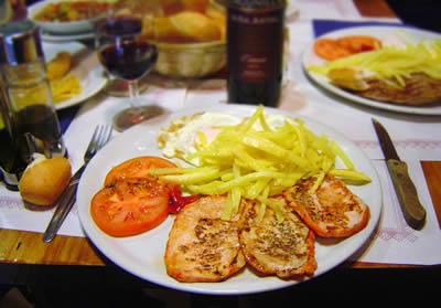 Plato combinado ©, La Cucina