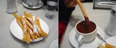 Chocolateria San Gines in Madrid ©, La Cucina