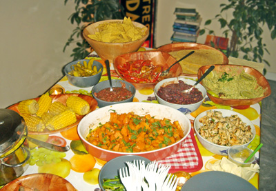 Comida Mexicana &copy, La Cucina