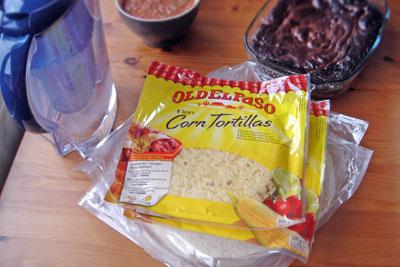 Tortilla's &copy, La Cucina
