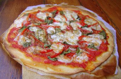 Pizza - &copy, La Cucina