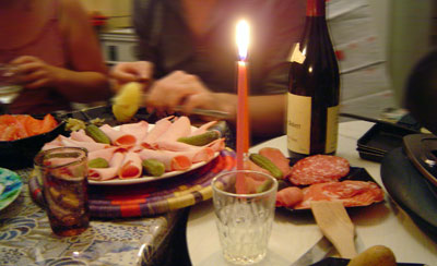 Raclette - &copy, La Cucina