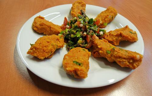 Vegetarische kofte &copy, La Cucina