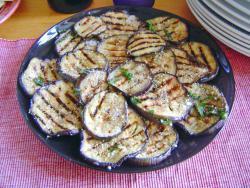 Gegrilde aubergines - La Cucina