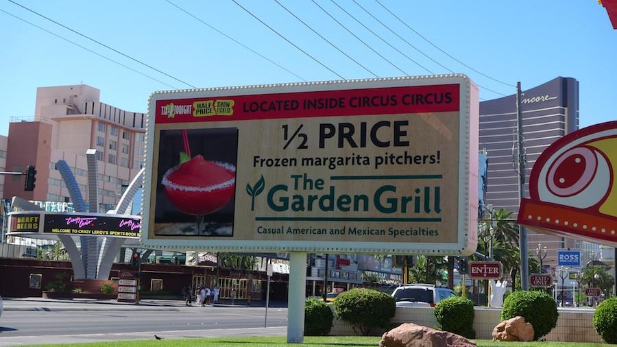 Margarita's in Las Vegas