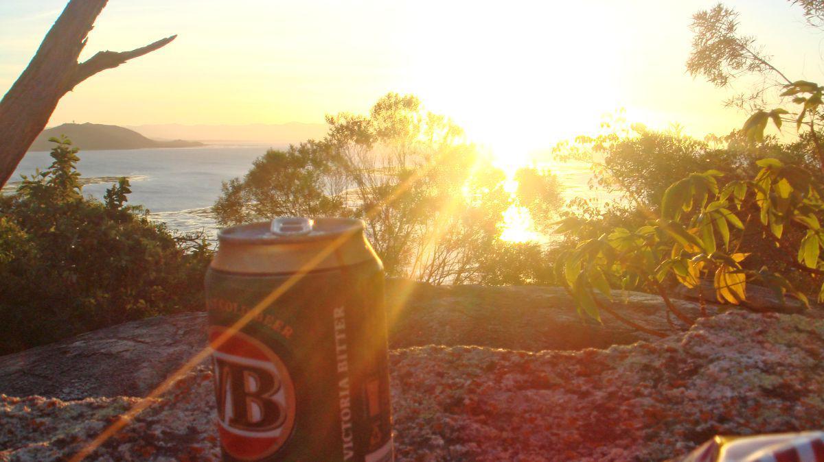 Sunset at Magnetic Island - © La Cucina