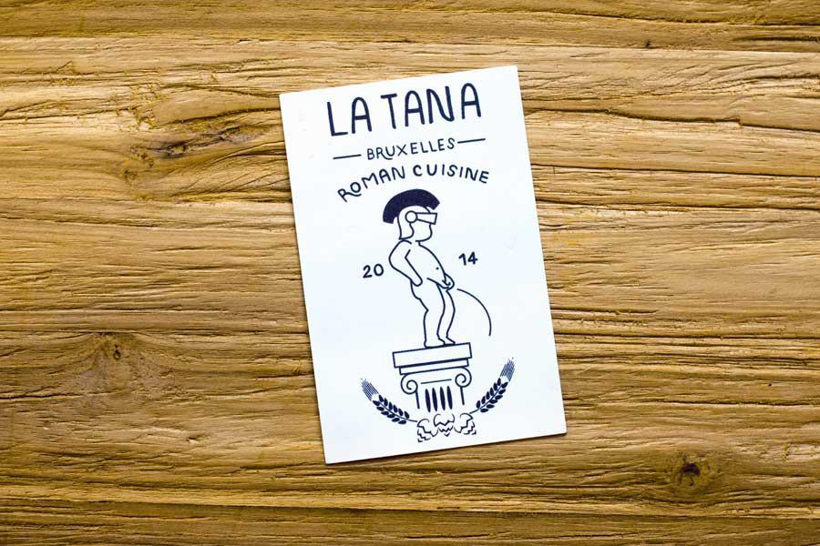 La Tana - La Cucina
